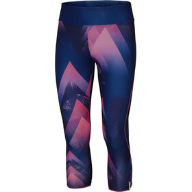 Ziener Caravola X-Leisure 7/8 Tights Women dark navy